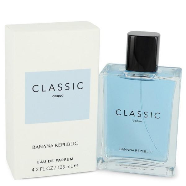 Classic acqua -  eau de parfum spray 125 ml