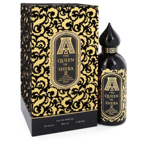 The queen of sheba -  eau de parfum spray 100 ml