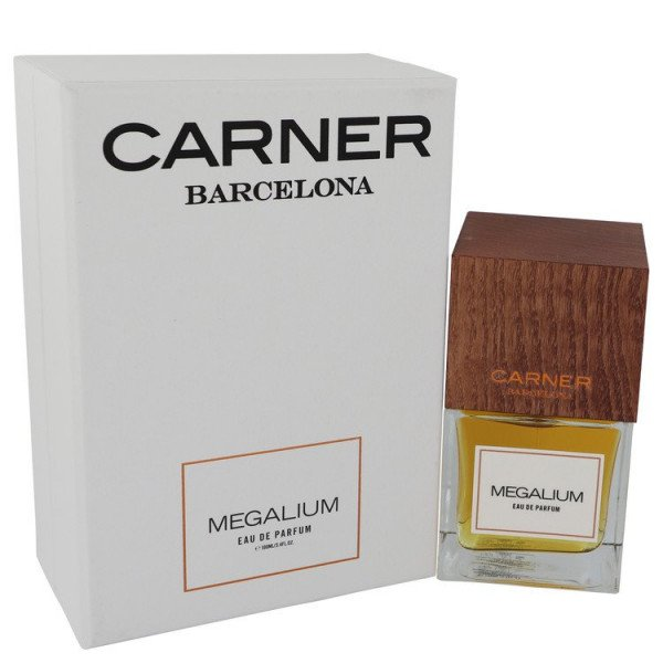 Megalium -  eau de parfum spray 100 ml