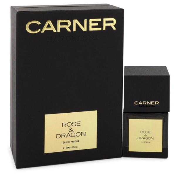 Rose & dragon -  eau de parfum spray 50 ml