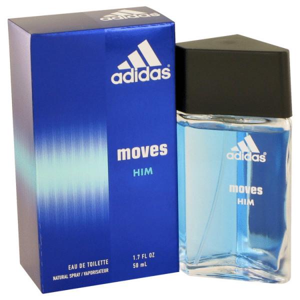 moves -  eau de toilette spray 50 ml