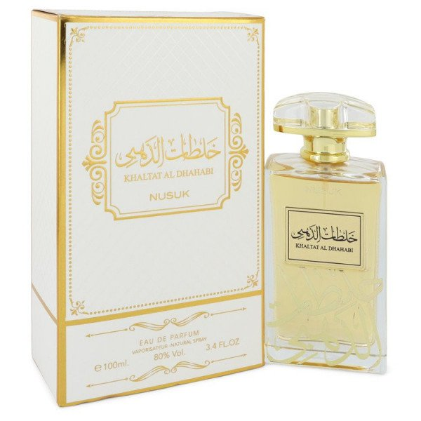 Khaltat Al Dhahabi - Nusuk Eau De Parfum Spray 100 ml. Khaltat Al Dhahabi - Nusuk Eau De Parfum Spray 100 ml
