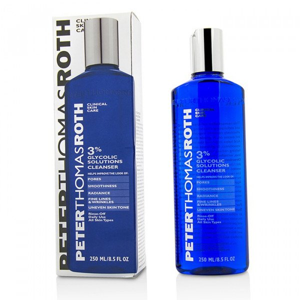 Glycolic solutions 3% ser - peter thomas roth 250 ml