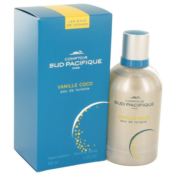 Vanille coco -  eau de toilette spray 100 ml