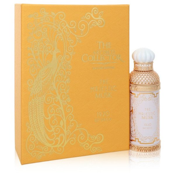 The majestic musk -  eau de parfum spray 100 ml