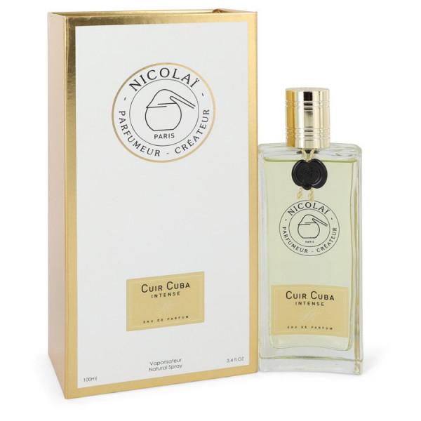 Cuir  intense - nicolaï eau de parfum spray 100 ml