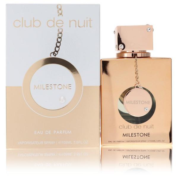 Club de nuit milestone -  eau de parfum spray 105 ml