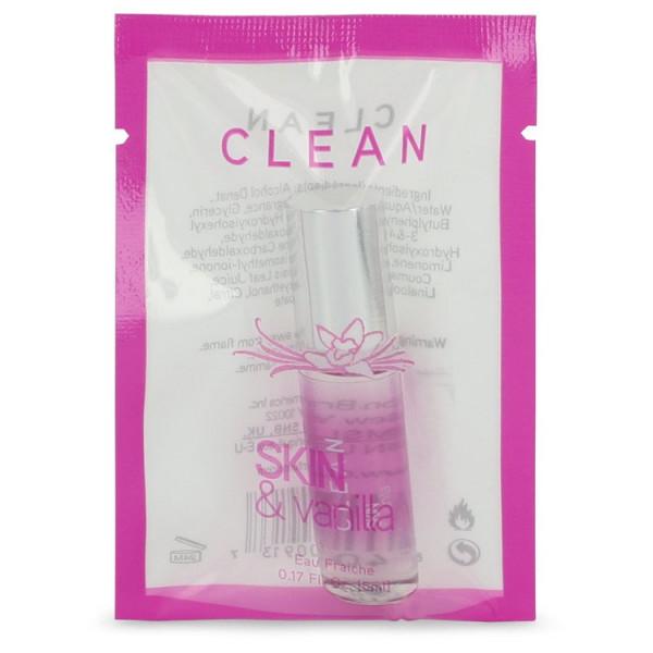 Skin & vanilla -  eau fraiche 5 ml