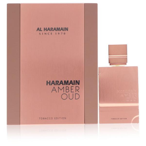 amber oud tobacco edition -  eau de parfum spray 60 ml