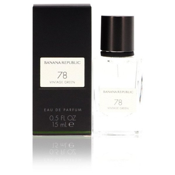 78 vintage green -  eau de parfum spray 15 ml