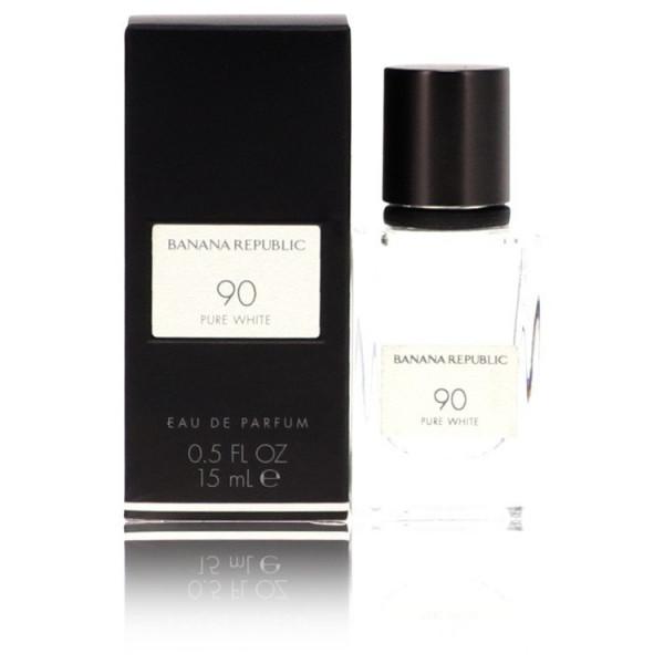 90 pure white -  eau de parfum spray 15 ml
