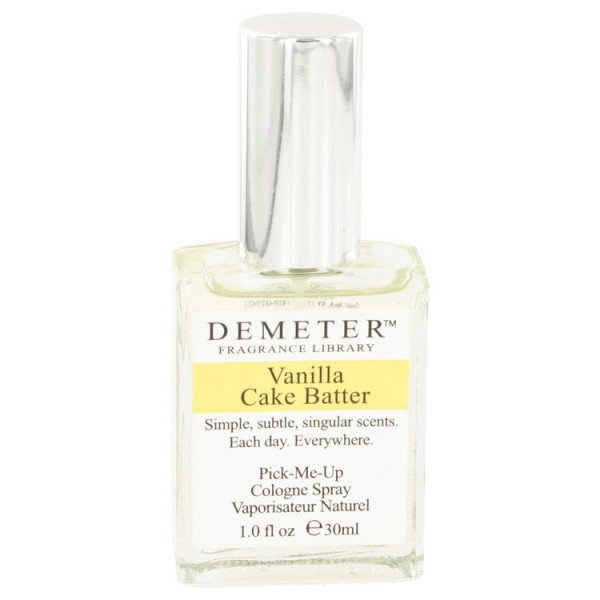 Vanilla cake batter -  cologne spray 30 ml