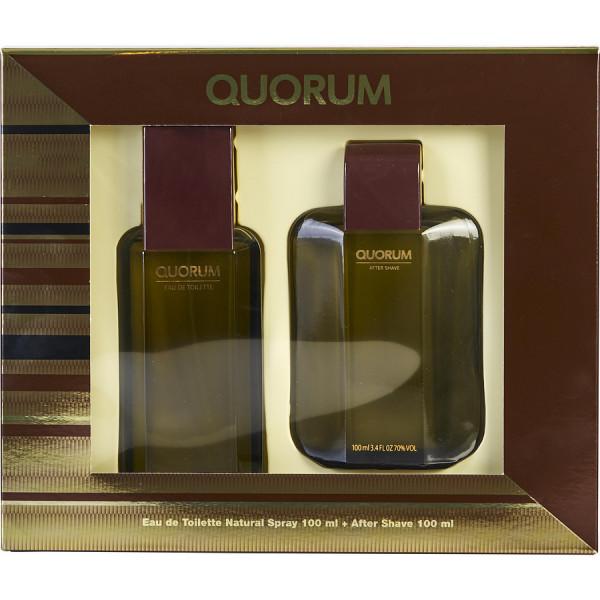 Quorum -  coffret cadeau 100 ml