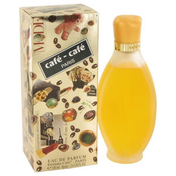 Café - café -  eau de parfum spray 100 ml