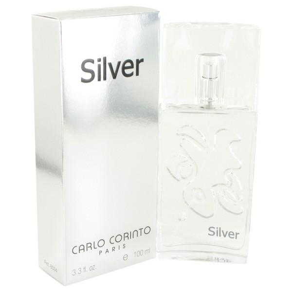 silver -  eau de toilette spray 100 ml