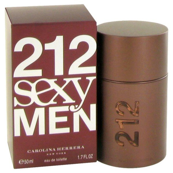 212 sexy men -  eau de toilette spray 50 ml