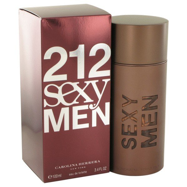 212 sexy men -  eau de toilette spray 100 ml