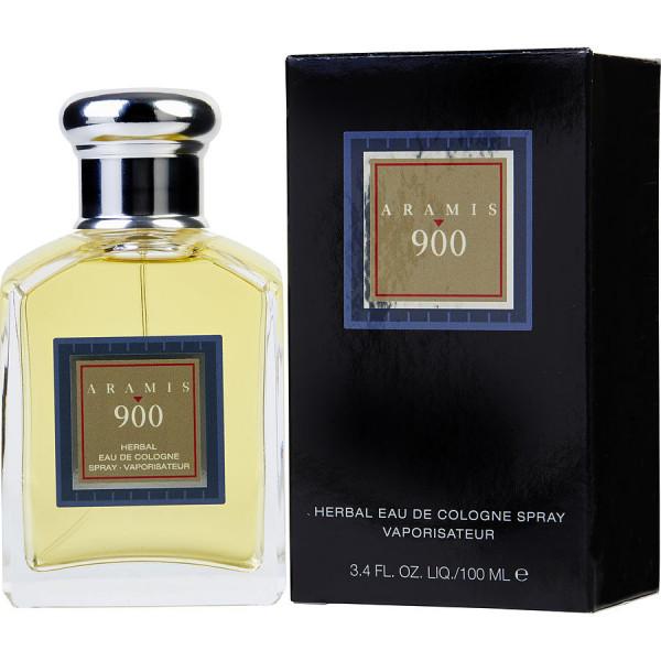 900 herbal -  eau de cologne spray 100 ml
