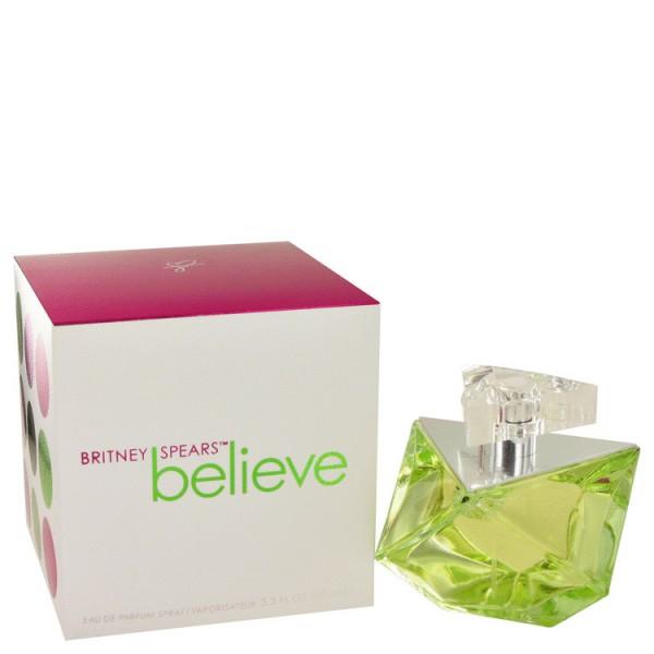 Believe -  eau de parfum spray 100 ml