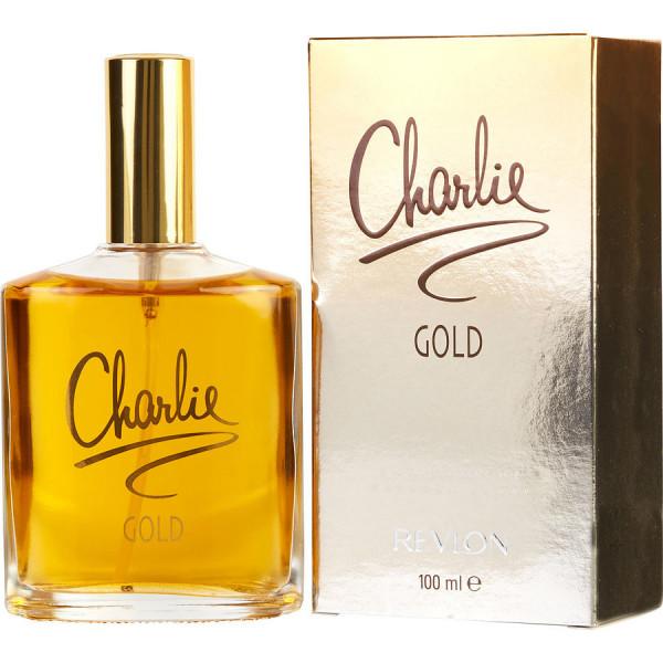 Charlie gold -  eau fraiche 100 ml