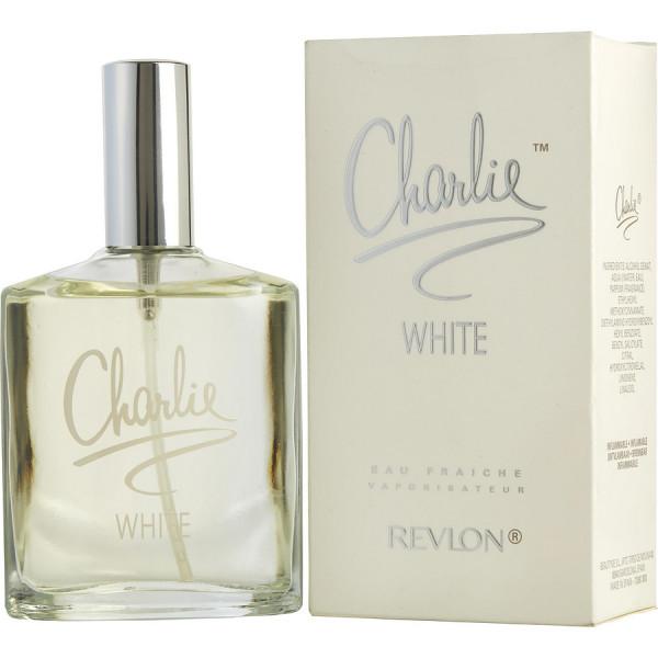 Charlie white -  eau fraiche 100 ml
