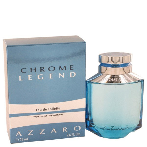 Chrome legend - loris  eau de toilette spray 75 ml
