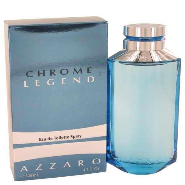 Chrome legend - loris  eau de toilette spray 125 ml