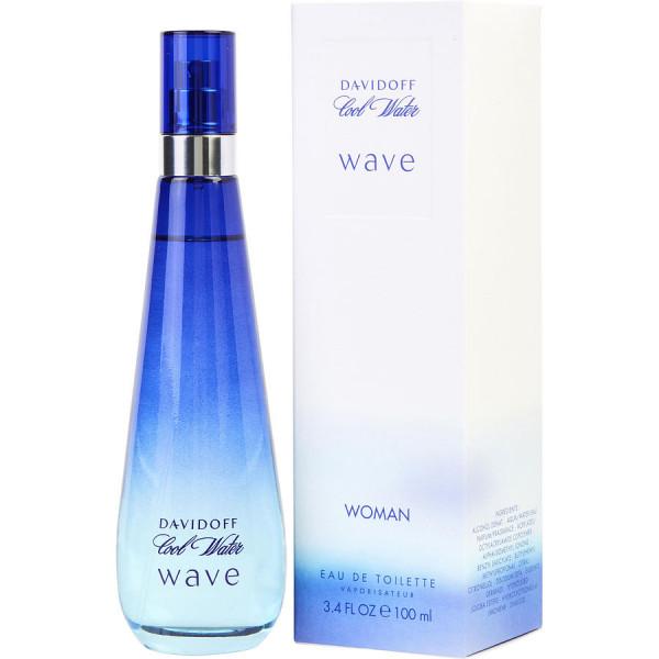 Cool water wave -  eau de toilette spray 100 ml