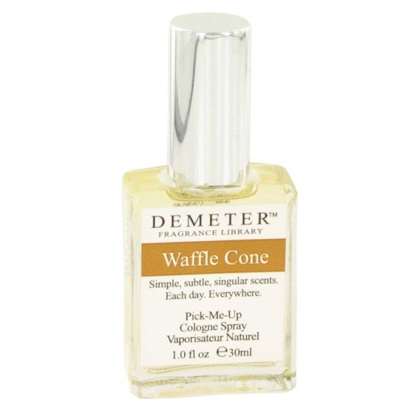 Waffle cone -  cologne spray 30 ml