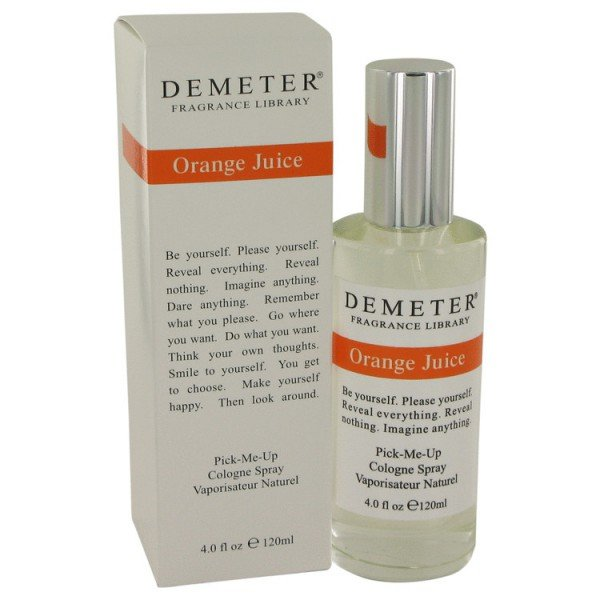 Orange juice -  cologne spray 120 ml