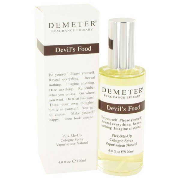 Devil's food -  cologne spray 120 ml