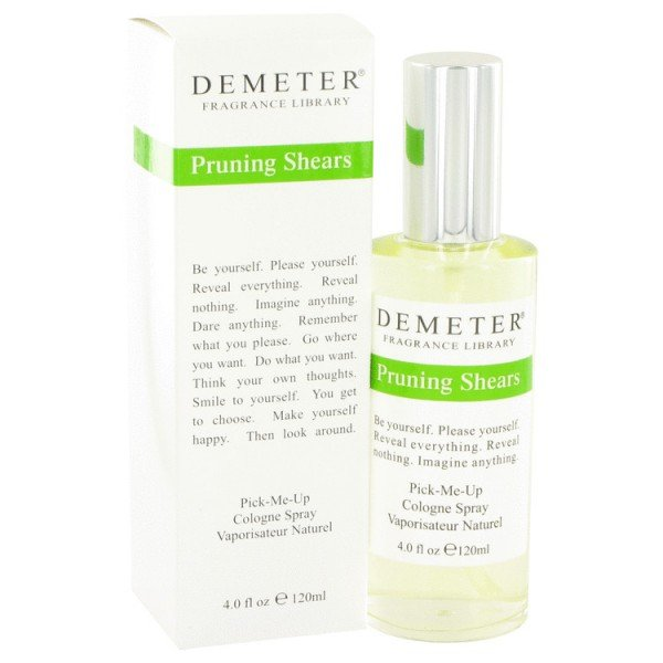 Pruning shears -  cologne spray 120 ml