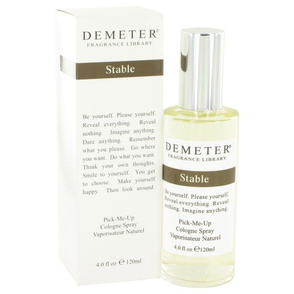 Stable -  cologne spray 120 ml