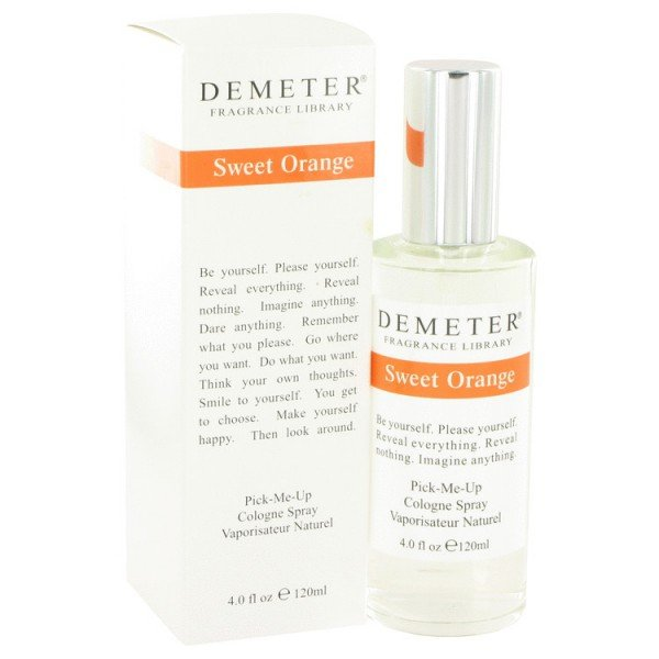Sweet orange -  cologne spray 120 ml