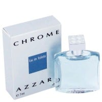 CHROME de Loris Azzaro Miniature EDT 7 ml pour Homme