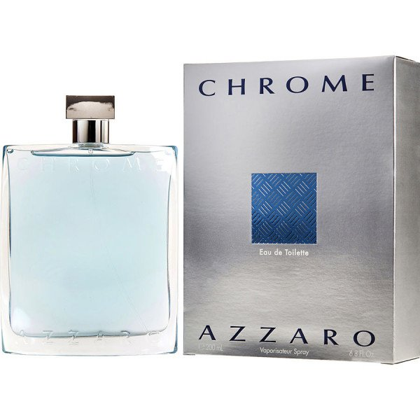 Chrome - loris  eau de toilette spray 200 ml