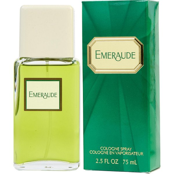 Emeraude -  cologne spray 75 ml