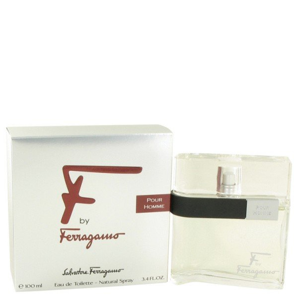 F -  eau de toilette spray 100 ml