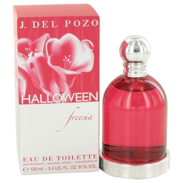 Halloween freesia de  eau de toilette spray 100 ml