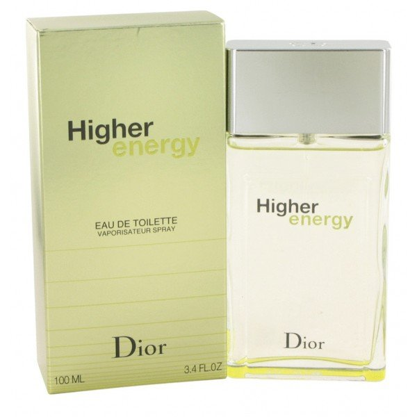 Higher energy -  eau de toilette spray 100 ml