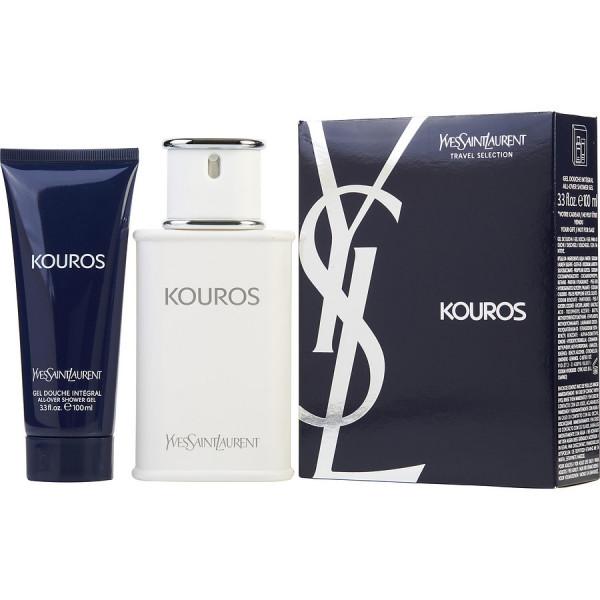 Kouros -  coffret cadeau 100 ml