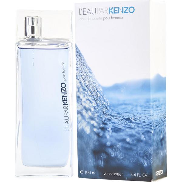 L'eau par kenzo pour homme - kenzo eau de toilette spray 100 ml