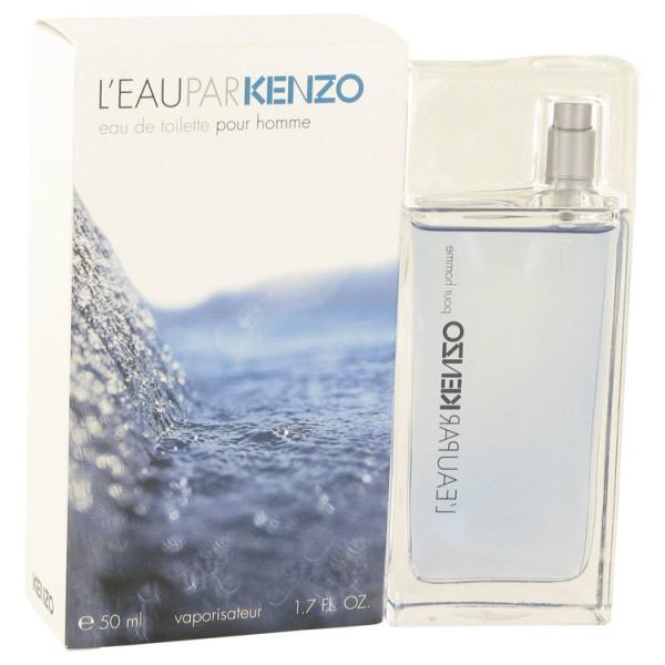 L'eau par kenzo pour homme - kenzo eau de toilette spray 50 ml