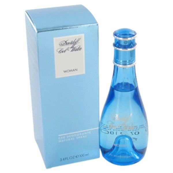 Cool water pour femme -  déodorant spray 100 ml