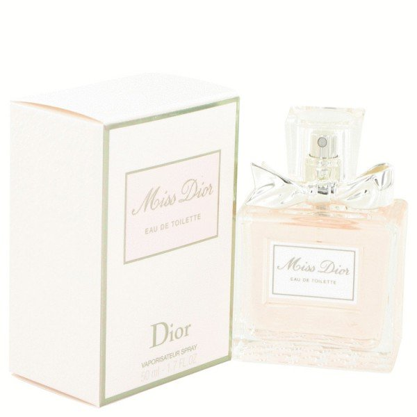 Miss dior -  eau de toilette spray 50 ml