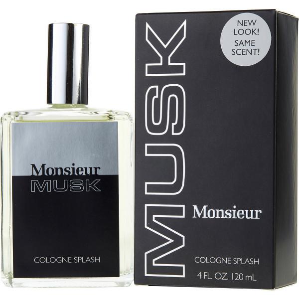 Monsieur musk -  cologne 120 ml