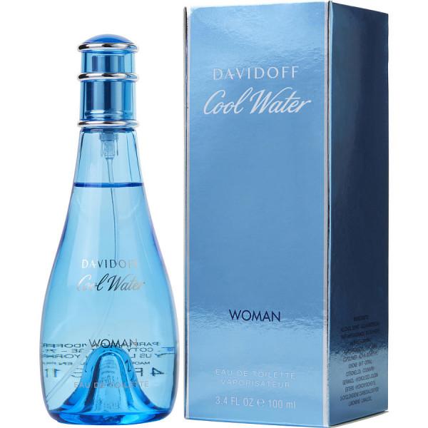 Cool water pour femme -  eau de toilette spray 100 ml