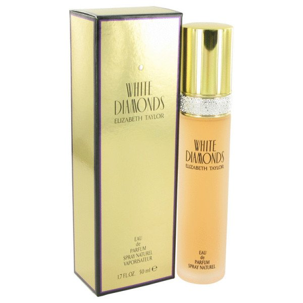 White diamonds - elizabeth taylor eau de parfum spray 50 ml