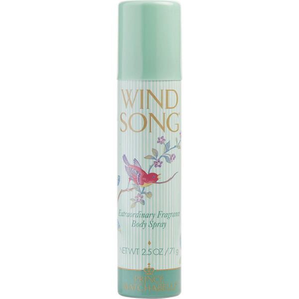 Wind song -  déodorant spray 75 ml
