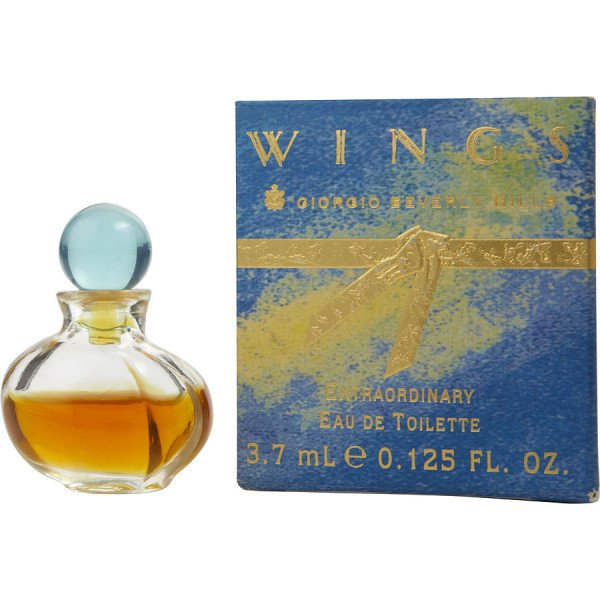 Wings - giorgio  eau de toilette spray 4 ml